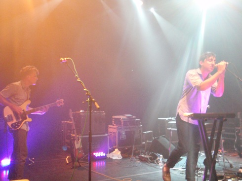 Grizzly Bear live at the Koko 5