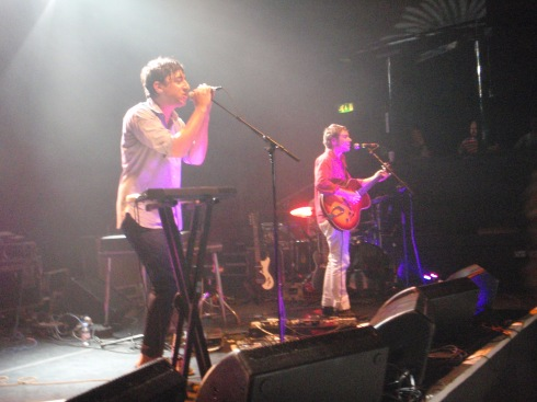 Grizzly Bear live at the Koko 6